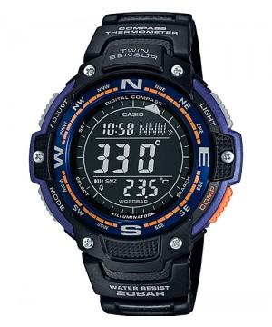 Ceas barbatesc Casio OUTGEAR SGW-100-2B Twin Sensor