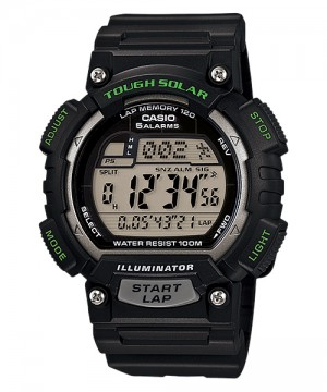 Ceas barbatesc Casio Standard STL-S100H-1A Tough Solar Digital
