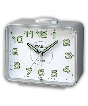 Ceas desteptator Casio WAKEUP TIMER TQ-218-8EF (TQ-218-8EF) oferit de magazinul Japora