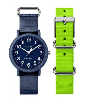 Ceas dama Timex TWG018400UE Weekender Fairfield (TWG018400UE) oferit de magazinul Japora
