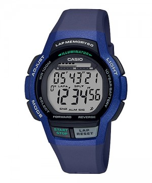 Ceas barbatesc Casio Standard WS-1000H-2AVEF Pair Design 10-Year Battery 10-Year Battery Life