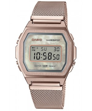 Ceas unisex Casio Standard A1000MCG-9EF Vintage Iconic