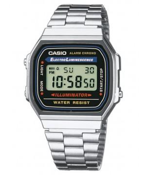 Ceas unisex Casio STANDARD A168WA-1YES Retro