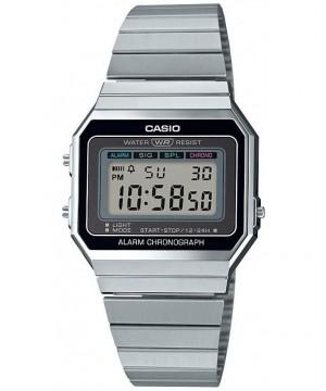 Ceas unisex Casio Standard A700WE-1AEF Retro Vintage (A700WE-1AEF) oferit de magazinul Japora
