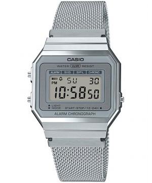Ceas unisex Casio Standard A700WEM-7AEF Retro Vintage (A700WEM-7AEF) oferit de magazinul Japora