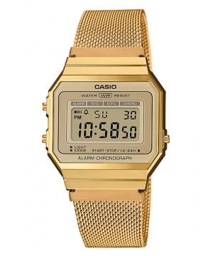 Ceas unisex Casio Standard A700WEMG-9AEF Retro Vintage