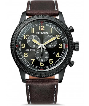 Ceas barbatesc Citizen AT2465-18E Chronograph Eco-Drive