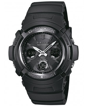 Ceas Casio G-Shock AWG-M100B-1A MultiBand 6 Tough Solar
