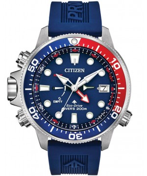 Ceas barbatesc Citizen BN2038-01L Promaster Eco-Drive Marine Diver Aqualand (BN2038-01L) oferit de magazinul Japora