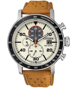 Ceas barbatesc Citizen CA0641-16X Eco-drive Cronograph and Tachymeter (CA0641-16X) oferit de magazinul Japora