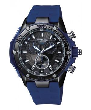 Ceas barbatesc Q&Q DG10J502Y Attractive Chronograph (DG10J502Y) oferit de magazinul Japora