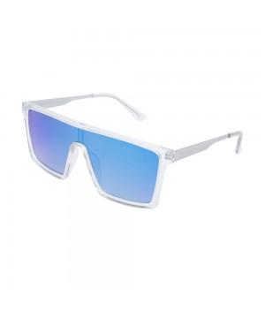 Ochelari de soare albastri pentru dama Daniel Klein Trendy DK4292-3
