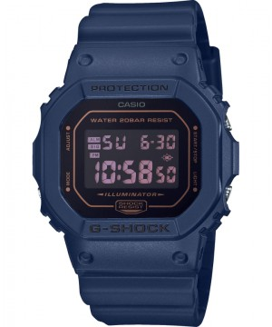 Ceas barbatesc Casio G-Shock DW-5600BBM-2ER Metallic Mirror Face Series