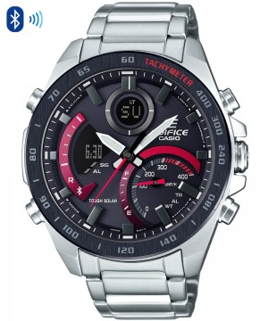 Ceas barbatesc Casio Edifice ECB-900DB-1AER Bluetooth Tough Solar PREMIUM COLLECTION
