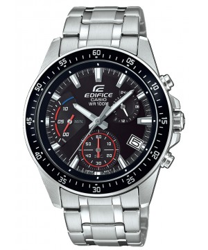 Ceas barbatesc Casio Edifice EFV-540D-1AVUEF Retrograde Chronograph