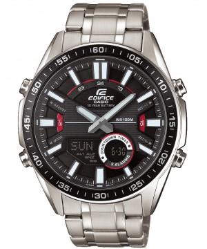 Ceas barbatesc Casio Edifice EFV-C100D-1AVEF Chronograph 10-year battery life (EFV-C100D-1AVEF) oferit de magazinul Japora
