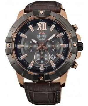 Ceas barbatesc Orient FTW03005A0 quartz Chronograph (FTW03005A0) oferit de magazinul Japora