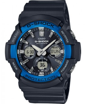 Ceas barbatesc Casio G-Shock GAW-100B-1A2ER MultiBand 6 Tough Solar