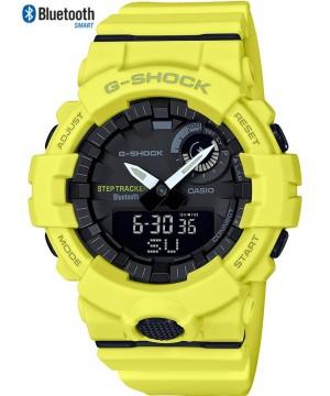 Ceas barbatesc Casio G-Shock GBA-800-9AER Bluetooth (GBA-800-9AER) oferit de magazinul Japora