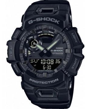 Ceas barbatesc Casio G-Shock GBA-900-1AER G-SQUAD Bluetooth