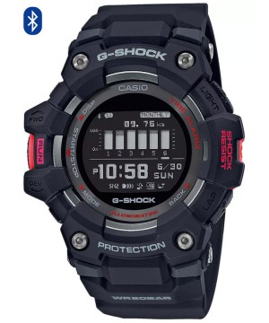Ceas barbatesc Casio G-Shock GBD-100-1ER Bluetooth Step Tracker G-SQUAD (GBD-100-1ER) oferit de magazinul Japora