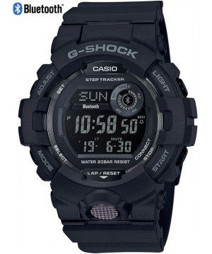 Ceas barbatesc Casio G-Shock GBD-800-1BER Bluetooth Step Tracker G-SQUAD