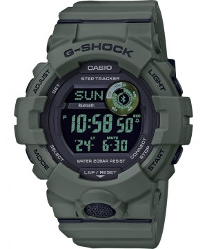 Ceas barbatesc Casio G-Shock GBD-800UC-3ER Bluetooth Step Tracker G-SQUAD
