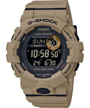 Ceas barbatesc Casio G-Shock GBD-800UC-5ER Bluetooth Step Tracker G-SQUAD