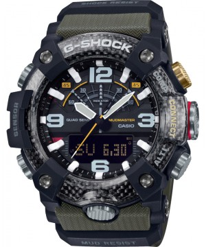Ceas barbatesc Casio G-Shock GG-B100-1A3ER MUDMASTER Bluetooth Carbon Core Guard