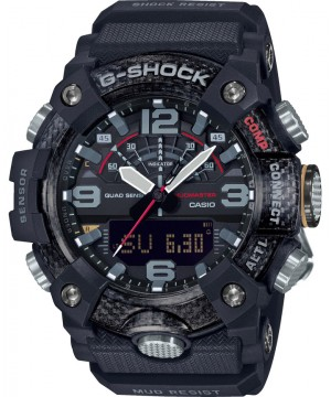 Ceas barbatesc Casio G-Shock GG-B100-1AER MUDMASTER Bluetooth Carbon Core Guard