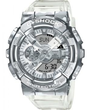 Ceas barbatesc Casio G-Shock GM-110SCM-1AER Semitransparent Camouflage