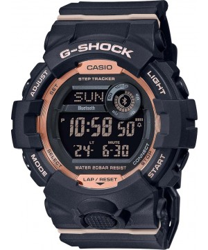 Ceas dama Casio G-Shock GMD-B800-1ER Bluetooth Step Tracker G-SQUAD