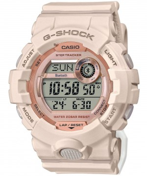 Ceas dama Casio G-Shock GMD-B800-4ER Bluetooth Step Tracker G-SQUAD