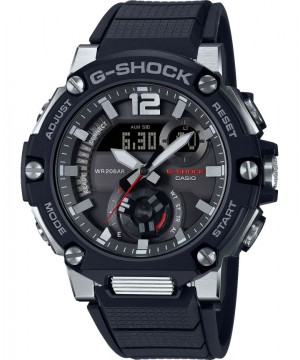 Ceas barbatesc Casio G-Shock GST-B300-1AER Bluetooth Tough Solar G-STEEL