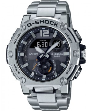 Ceas barbatesc Casio G-Shock GST-B300E-5AER Bluetooth Tough Solar G-STEEL