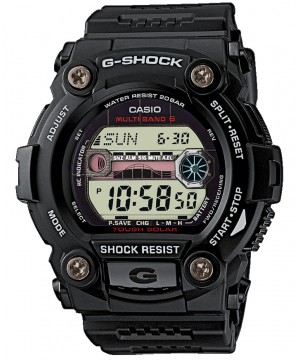 Ceas Casio G-Shock GW-7900-1 MultiBand 6 Tough Solar