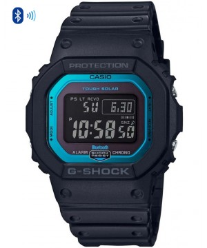 Ceas barbatesc Casio G-Shock GW-B5600-2ER Bluetooth Tough Solar MultiBand 6