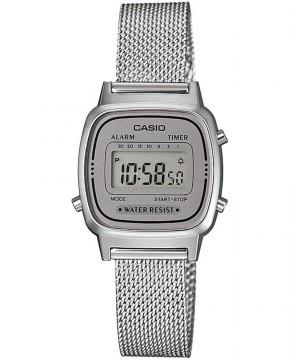Ceas dama Casio Standard LA670WEM-7EF Digital Retro