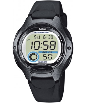 Ceas Casio STANDARD LW-200-1B Digital: 10-Year Battery