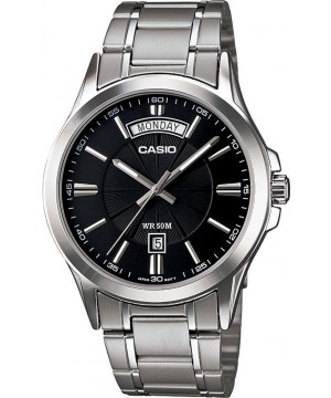 Ceas barbatesc Casio Standard MTP-1381D-1AVDF Analog: Metal Fashion