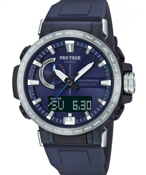 Ceas barbatesc Casio Pro Trek PRW-60-2AER MultiBand 6 Solar Triple Sensor  Smart Access