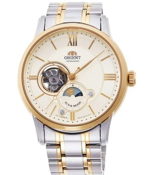 Ceas barbatesc Orient RA-AS0001S Open Heart Automatic