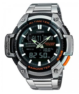 Ceas barbatesc Casio OUTGEAR SGW-450HD-1B Sports Gear Twin Sensor
