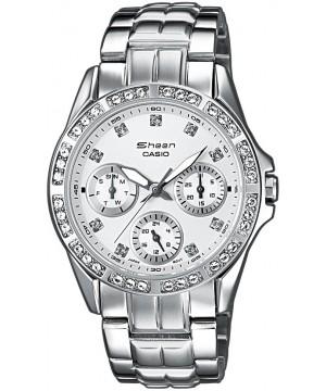 Ceas Casio SHEEN SHN-3013D-7A Sheen Pair Design Watch (SHN-3013D-7AER) oferit de magazinul Japora