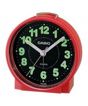 Ceas de birou Casio WAKEUP TIMER TQ-228-4DF (TQ-228-4DF) oferit de magazinul Japora
