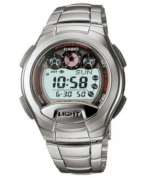 Ceas barbatesc Casio Standard W-755D-1AVDF Digital: 10-Year Battery