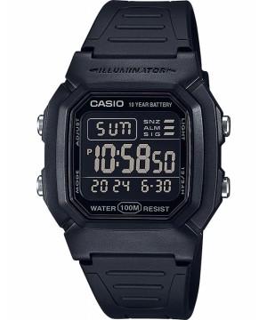 Ceas barbatesc Casio STANDARD W-800H-1BVES Digital: 10-Year Battery