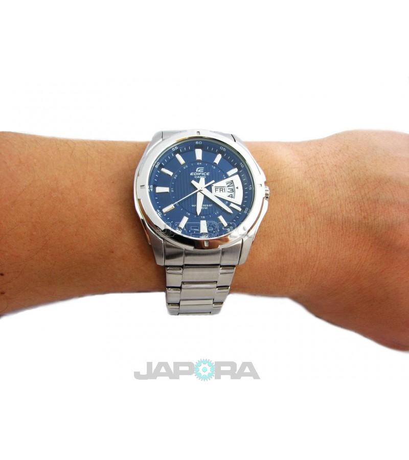 Ceas barbatesc Casio Edifice EF-129D-2A Casualness and Elegance (EF-129D-2AVEF) oferit de magazinul Japora