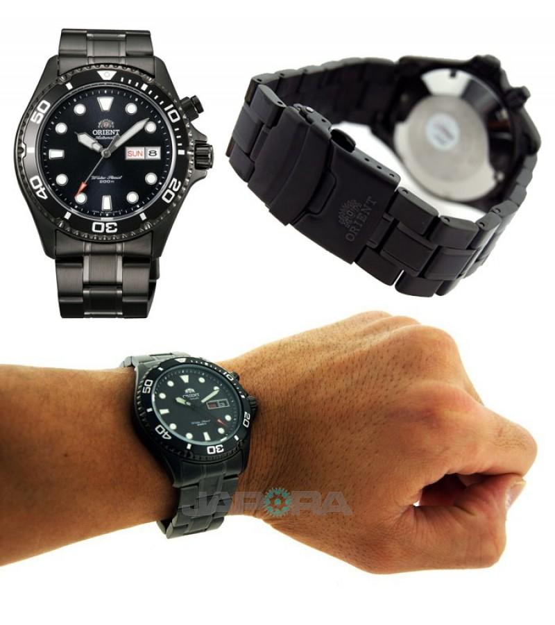 Ceas barbatesc Orient FEM65007B9 Automatic Diving Sports 200M (FEM65007B9) oferit de magazinul Japora