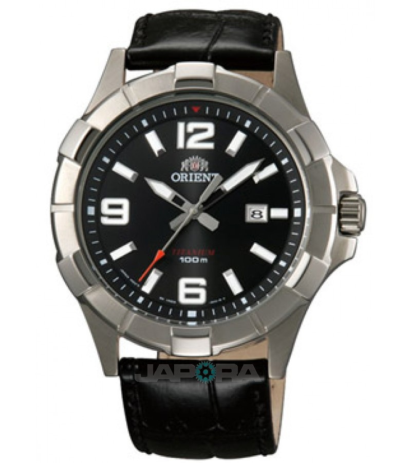 Ceas barbatesc Orient FUNE6002B0 Quartz Sporty Titan (FUNE6002B0) oferit de magazinul Japora